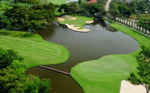 Thana City Golf with Potential to be Leading Golf Course in Asia