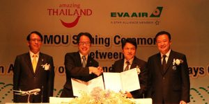 EVA Air and TAT Boost North American Tourism to Thailand