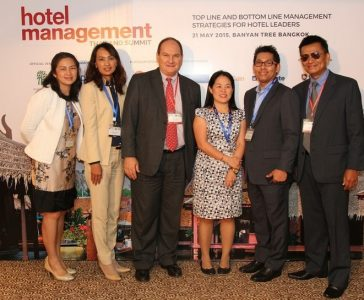 Senior Hoteliers Keep Coming Back to Annual Summit