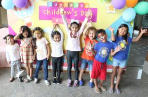 Children's Day with Fun and Laughter at Royal Cliff Hotels Group