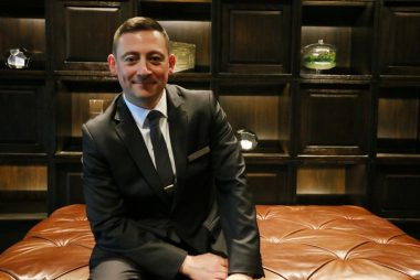 Hotel JW Marriott Bangkok names Nicolas Auger as the new Director of Sales and Marketing