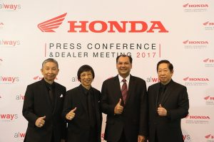 AP Honda Unveils Exciting New Motorcycle Models at PEACH