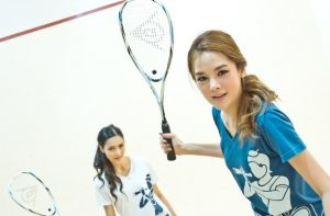 A Pattaya Event Not to Be Missed, the 4th Fitz Club Squash Tournament