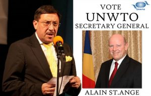 ICCO President, Alain St.Ange Perfect Candidate for UNWTO Secretary-General
