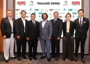 MENA Golf Tour Announces Thailand Golf Swing
