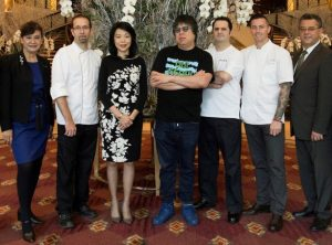 Plaza Athénée Bangkok Welcomed Michelin Starred Chefs