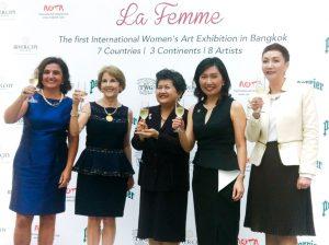River City Bangkok Celebrates International Women's Day