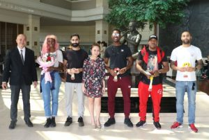 Popular UK band, Rudimental, Experiences the Best of Royal Cliff Hospitality