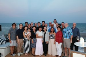 VIP Group Welcomed at Radisson Blu Resort Hua Hin