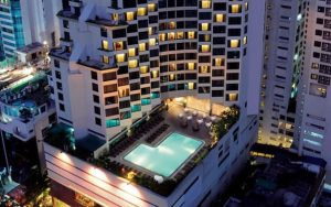 Rembrandt Hotel Bangkok Wins Another Prestigious Award