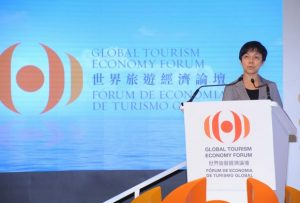 Leaders Meet in Macao for the Global Tourism Economy Forum 2017