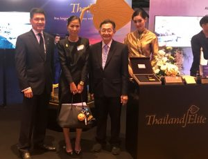 Thailand Elite at World Travel and Tourism Council