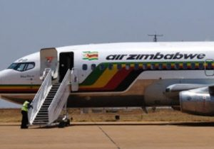 Air Zimbabwe Grounds Flights and Close Routes
