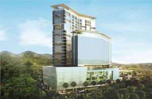Impressive New Upscale Hotel in Indonesia Batam by Best Western