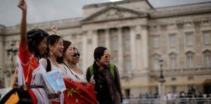 Chinese Tourists Spent 12% More in Travelling Abroad