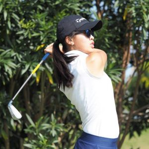 Rising Star Victoria Tip-Aucha to Become First Woman on MENA Tour