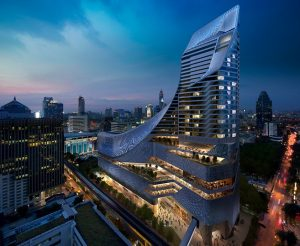 Luxury Park Hyatt Opens at Central Embassy Bangkok
