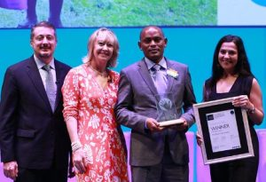 Ol Pejeta Conservancy Wins Prestigious Tourism for Tomorrow Award