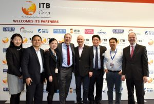 Great Success for First-Ever ITB China Shanghai