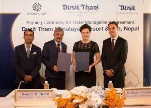 Luxury Mountaintop Resort in Nepal By Dusit Hotel Group