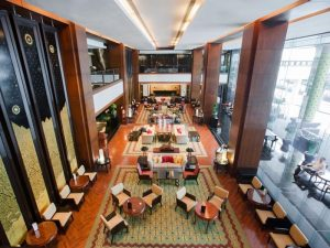 Executive Lounge and Exclusive Benefits at JW Marriott Bangkok
