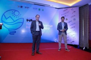 Innovative Startups Pitch to Investors at Mekong Tourism Forum