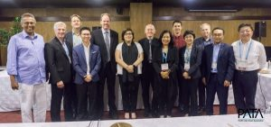 PATA's New Executive Board Elected in Sri Lanka