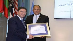 Costa Rica's President Named Ambassador of the International Year of Sustainable Tourism