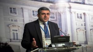 Zurab Pololikashvili Recommended for UNWTO Secretary-General