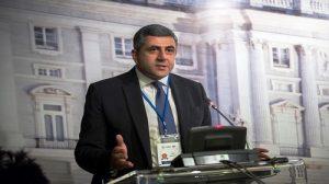 Zurab Pololikashvili Recommended for UNWTO Secretary-General