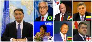 UNWTO Secretary-General Elections, Analysis of the Candidates