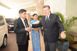 Thailand Forum on Tourism Research Integration Held at Arnoma Grand