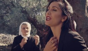 Faith and Love Win, Ana Rucner and Nuns Awakening Olives from Millenial Sleep