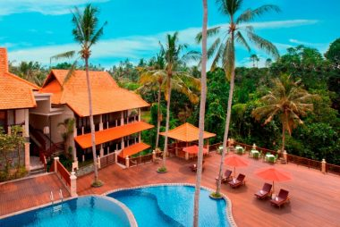 Best Western Premier Agung Resort New Charming New Upscale Resort in Ubud Bali