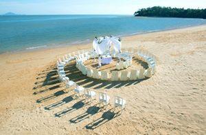 Krabi's Luxury Resort The ShellSea Perfect Location for Beachfront Weddings