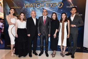 Celebrating Opening of the Greatest Horological Phenomenon at Siam Paragon