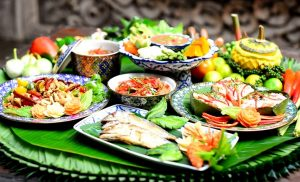 Thailand Live Gastronomy, Gateway to Thai Tourist Destinations
