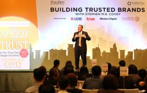 Building Trusted Brands, One Thing that Changes Everything by Stephen Covey