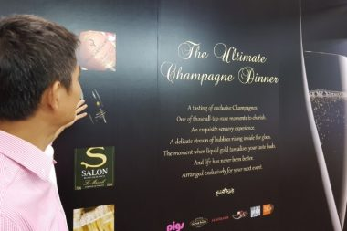 IT & CMA Bangkok Exclusive Champagne Dinner