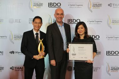 Best Western Hotels Celebrates Great Success at Thailand Property Awards