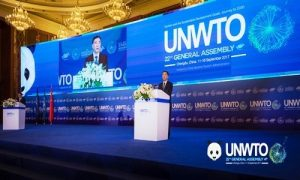 Important Achievements at the UNWTO General Assembly in Chengdu