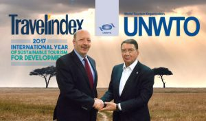Travelindex Endorsed as World Tourism Organization (UNWTO) Member