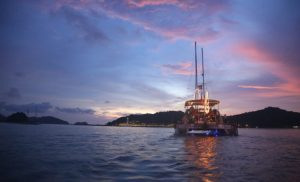 Tropical Charters Helps Tourists Navigate the Pristine Waters of Langkawi