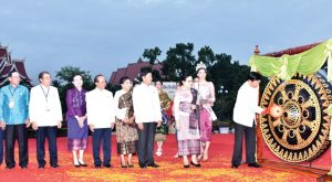 Visit Laos Year Launched to Promote the Nation to the World