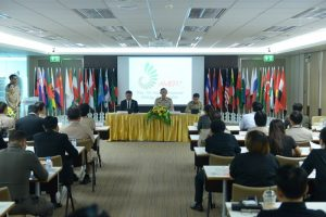 Asian Ministerial Energy Roundtable Hosted by Ministry of Energy