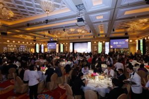 Macao SAR Government Hosts Welcome Dinner for the GTEF Guests