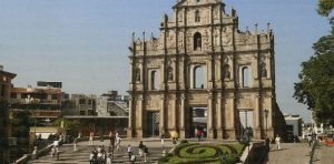 Macao Visitor Arrivals at 920,631 During Golden Week