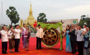 To Promote Tourism, Laos Launched the Visit Laos Year 2018