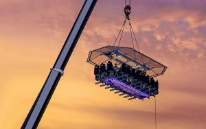 Take Your Dining Experience to New Heights…in the Sky