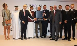 Arabian Book Celebrated at Swiss-Belhotel Seef Bahrain